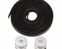 5 meter GT2 Timing Belt with GT2 pulley (20 teeth)