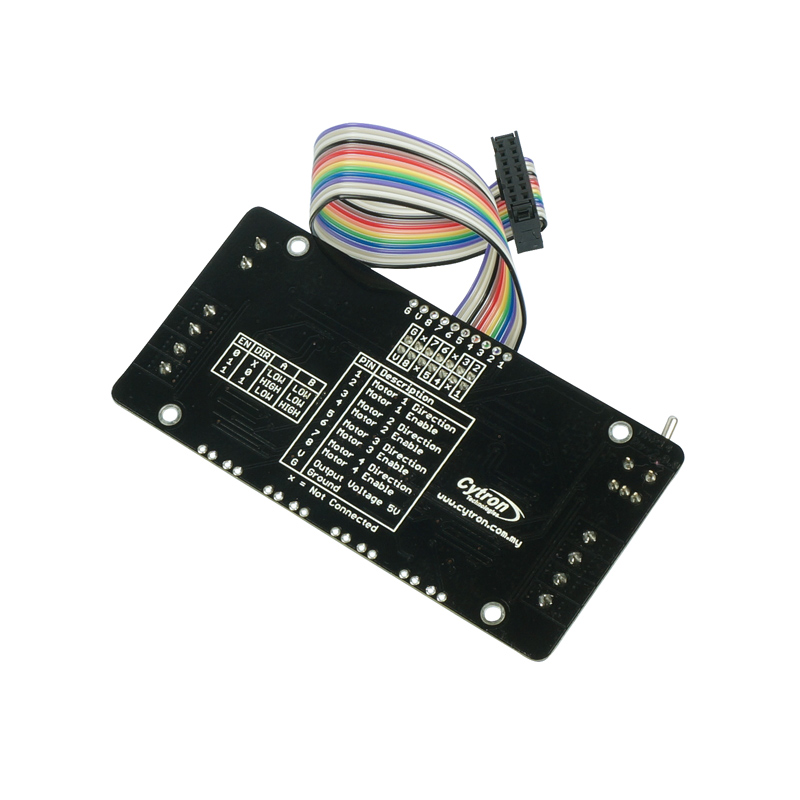 4 Channel Motor Driver- FD04A