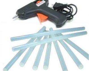 Glue Gun & Sticks