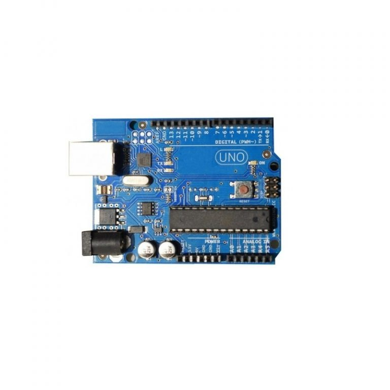 Uno R3 Board without Cable compatible with Arduino - ROBU.IN