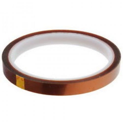 10mm 100ft High Temperature Heat Resistant Polyimide Koptan Tape Hot