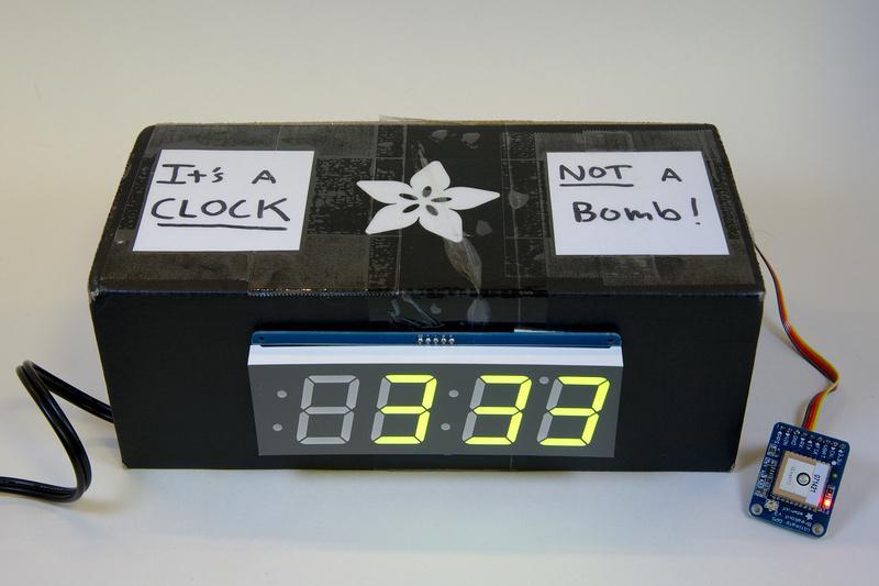 Arduino GPS Clock - Robu in   Indian Online Store   RC Hobby   Robotics