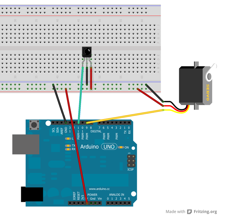 Using an Infrared Library on Arduino - Robu in | Indian Online Store