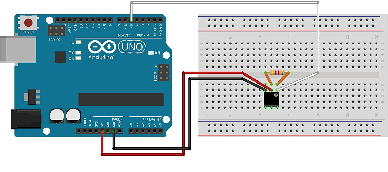DHT-11 Digital Temperature And Humidity Sensor