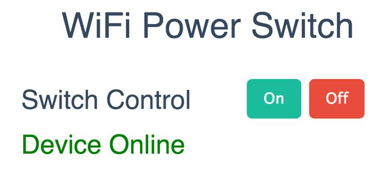 Wireless Power Switch with Arduino & the CC3000 WiFi Chip - Robu in