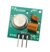 FS1000A 433mHz Transmitter - ROBU.IN