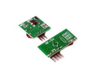 FS1000A 433mHz Tx & Rx RF Radio Module -ROBU.IN