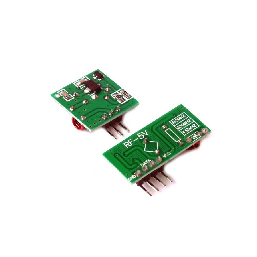 FS1000A 433mHz Tx & Rx RF Radio Module - Robu in | Indian Online Store | RC  Hobby | Robotics