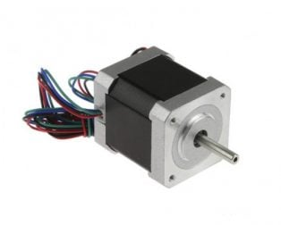 Nema 17 4.2 kgCm stepper motor - ROBU.IN