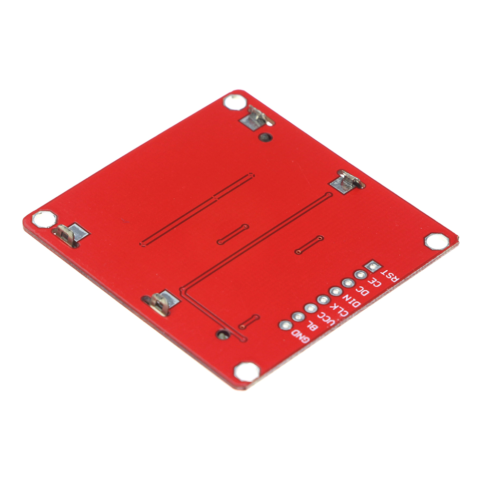 Nokia 5110 LCD Display Module - Red