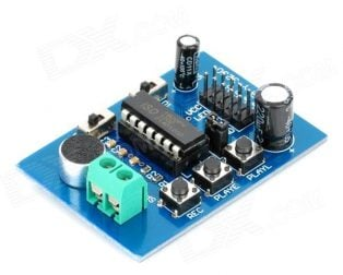 ISD1820 Sound/Voice Board Recording Module