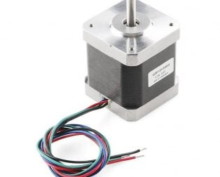 Stepper Motors and Accessories
