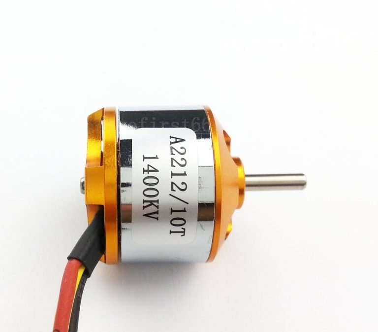 A2212/10T/13T 1400KV Brushless Motor With Soldered Connector