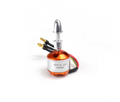 A2212 10T 13T 1400KV Brushless Motor for Drone (Soldered Connector) -- ROBU