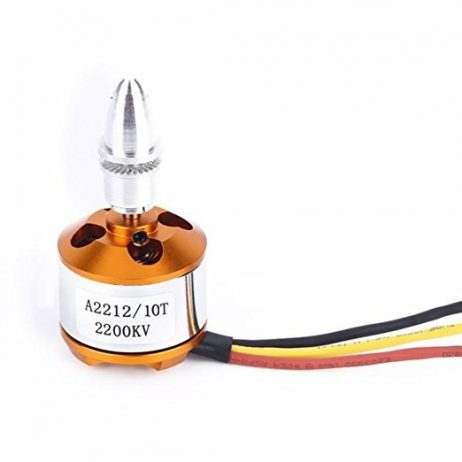 A2212 10T 13T 1400KV Brushless Motor for Drone (Soldered Connector)