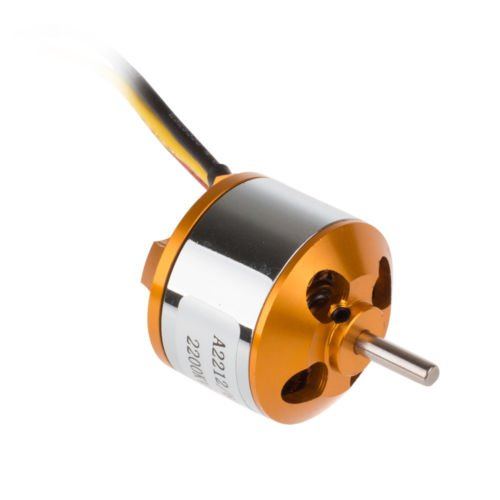 2200kv brushless motor