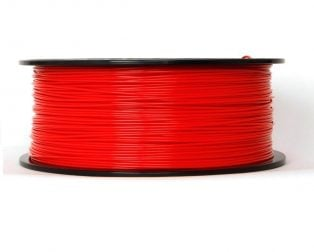 WANHAO Translucent Red PLA 1.75 mm 1 KG Filament for 3D printer - Premium Quality