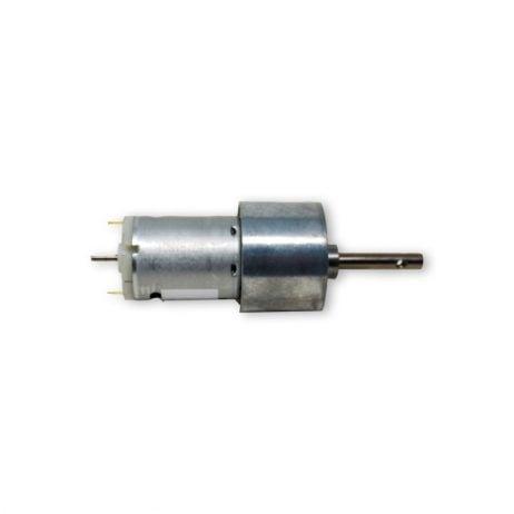 Orange 12V RPM Johnson Geared DC Motor-Encoder Compatible