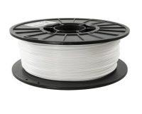 WANHAO White PLA 1.75 mm 1 KG Filament for 3D printer – Premium Quality