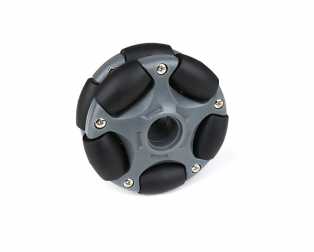 58mm Plastic Omni Wheel for Lego