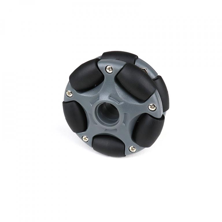 58mm Plastic Omni Wheel for Lego