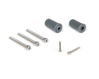 60mm Aluminum LEGO Compatible Mecanum Bearing Rollers Wheel-Right