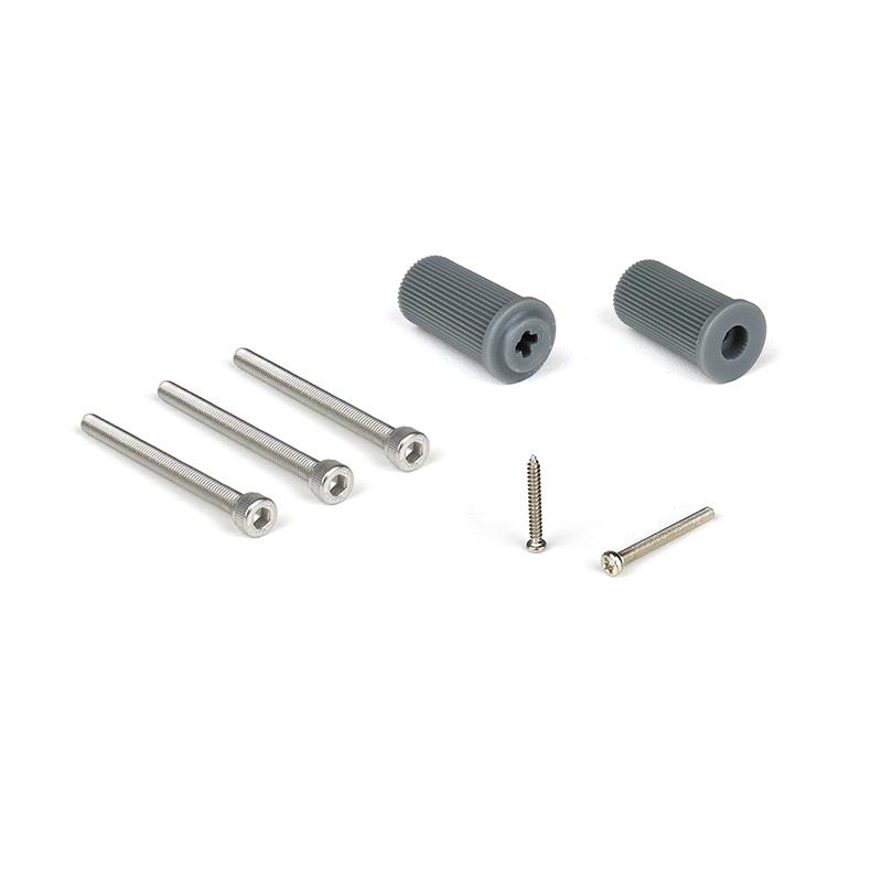 60mm Aluminum Lego Compatible Mecanum Wheel (Bush Type)-Right