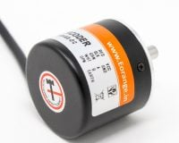 Orange Rotary Incremental Optical Encoders-ROBU.IN
