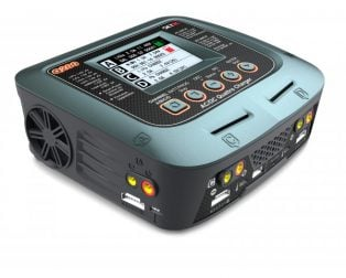 SkyRC Q200 QUATTRO AC/DC 2X100W 2X50W Lipo Battery Balance Charger/Discharger