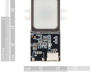 Fingerprint Scanner - TTL (GT-511C3)
