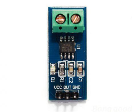 5A range Current Sensor Module ACS712 - Robu in | Indian