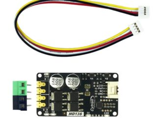 MD13S 13Amp DC Motor Driver with Grove cable & accessories