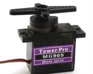 Towerpro MG90S Micro Digital 360 Degree Servo 2.2kg / 0.08sec / 13g