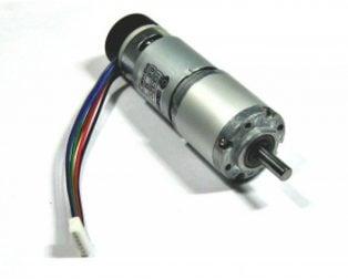 PLANETARY DC GEARED MOTOR 24 RPM 120N.CM 12V IG32E-264K