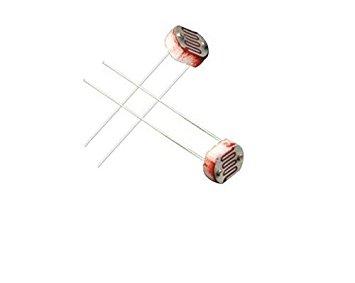 LDR 5mm Light Dependent Resistor PhotoResistor (10Pcs)