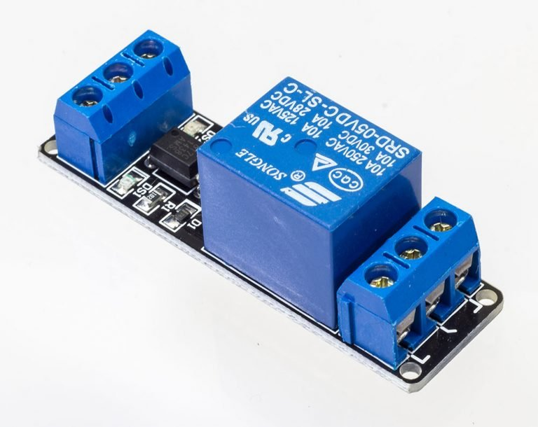 1 channel 5V 10A relay control board module with Optocoupler