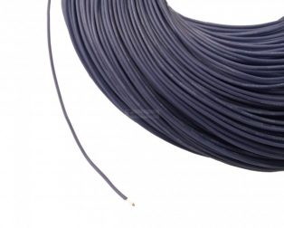 High Quality 30AWG Silicone Wire 5m (Black)