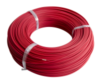 High Quality 22AWG Silicone Wire 10m (Red)
