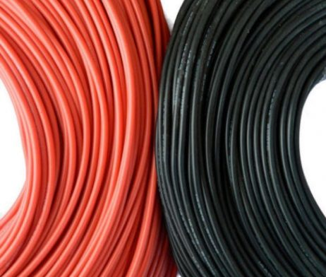 High Quality 18AWG Silicone Wire 5m (Black)