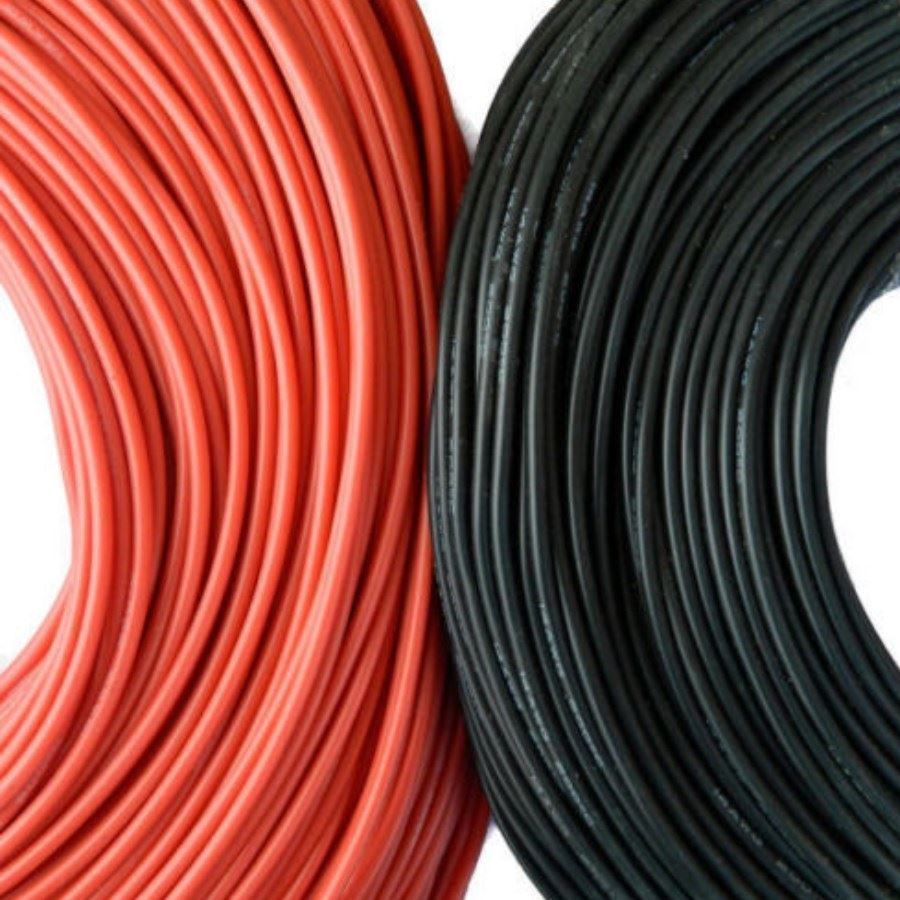 High Quality 18AWG Silicone Wire 3m (Black)