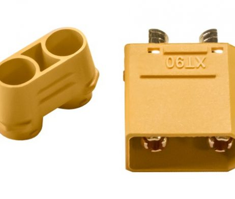 XT90 Male Connector with Housing-1 pcs