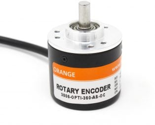 Orange 3806-OPTI-360-AB-OC Rotary Encoder - ROBU.IN