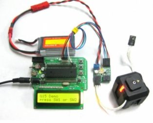 G15 Driver for G15 Cube Servo.