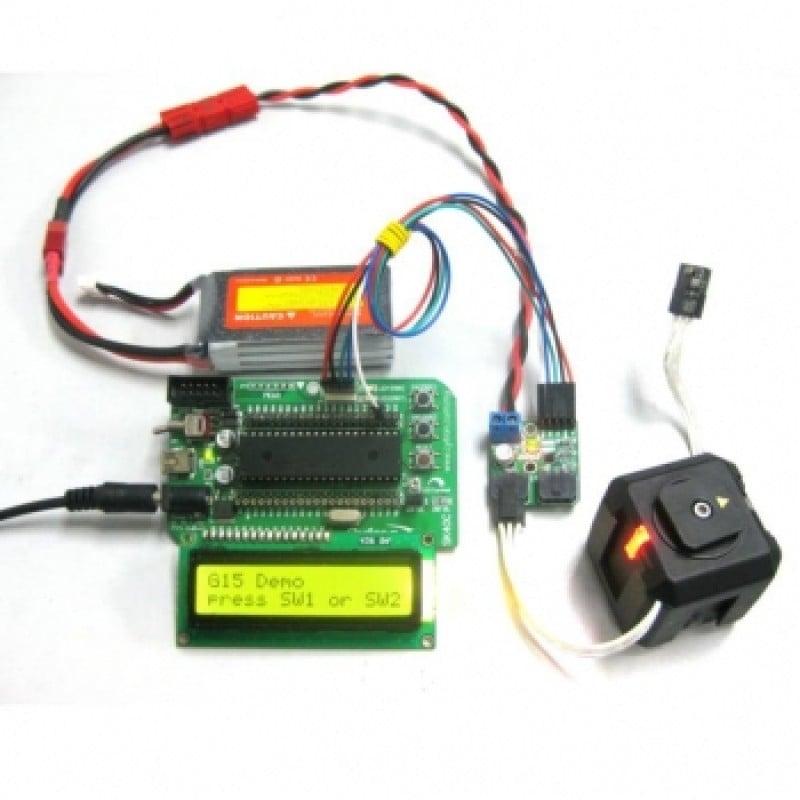 G15 Driver for G15 Cube Servo.