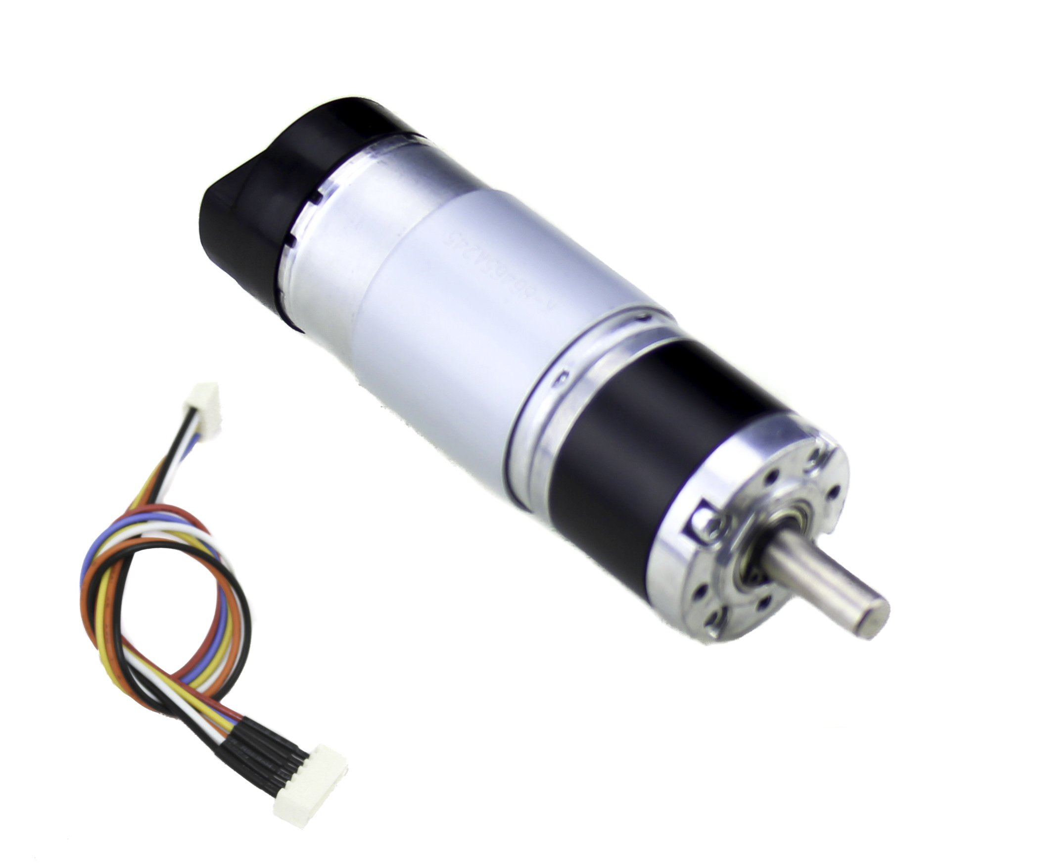 Hd Planetary Dc Geared Motor 438 Rpm 295n Cm 12v With Encoder 12 Volt Reversible Wiring Diagram Hover To Zoom