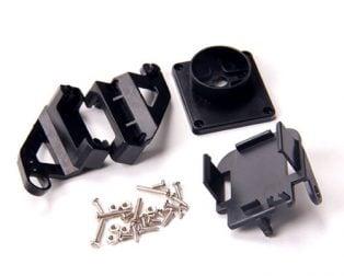 2 Axis Pan Tilt Brackets For Camera/Sensors for Servo SG90S MG90S.