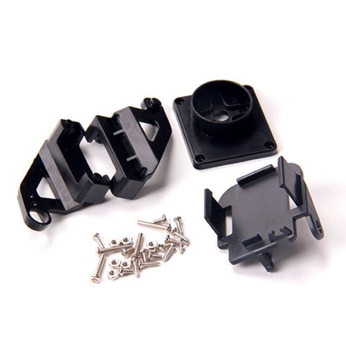 2 Axis Pan Tilt Brackets For Camera/Sensors for Servo SG90S MG90S.