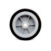 EasyMech Heavy Duty(HD) Disc Wheel 100mm Dia (Gray) - 1Pcs