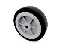 EasyMech Heavy Duty(HD) Disc Wheel 100mm Diameter (Gray) - 4Pc
