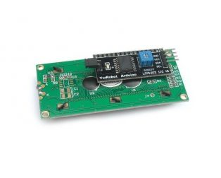 LCD1602 Parallel LCD Display with IIC I2C interface-ROBU.IN